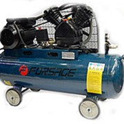 TB290-200(Forsage) Компрессор 200л 2-х поршневой с ременным приводом (5,5кВт, ресивер 200л, 600л/м, 380В) фото