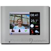 """Встраиваемый цветной TFT 5,7"""" сенсорный дисплей c Ethernet и Видео фото"""