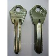 Заготовка для ключей английская 00147 НАК-5 фото