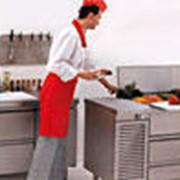 Охлаждаемые столы и саладетты фото