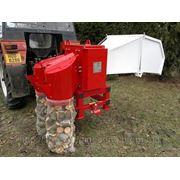 Taietoare de Lemne - Рубильные машины прицепные к трактору и на бензиновым двигателе фото