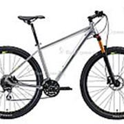 Велосипед Welt Rockfall 3.0 SE 27,5 (2020) Серебристый 20 ростовка фото
