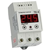 Терморегулятор ТК-4 16А, t-50°C+125°C.1-кан. NC+NO фото