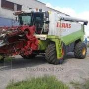 Услуги по сбору (уборке) урожая Claas Lexion 480 фото