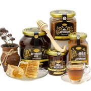 Дягилевый мед (Алтайский натуральный) фото