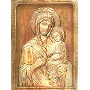 """Икона """"Мария с младенцем Иисусом"""" фото"""