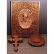Религиозная композиция из 3 предметов фото