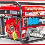 Бензиновые Генераторы Power Kraft PK7500W фото