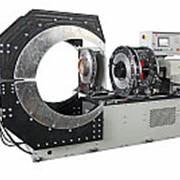 Сварочная машина SHM800 для Т-сварки полимерных труб диаметром до 800мм фото