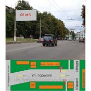 Рекламный щит 3х6, К05, Б1/Б2/Б3 фото