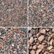 Щебень и песок шлаковые для дорожного строительства фото