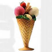 Мягкое мороженое фото