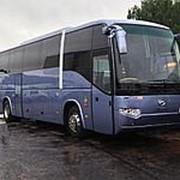 Туристические автобусы Higer 6129 + WC + холодильник + куллер (Евро-5) фото