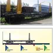 Ремонт железнодорожных платформ фото