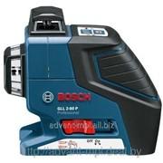 Лазерный нивелир Bosch GLL 2-80 P фото