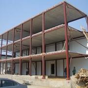 Услуги по монтажу быстровозводимых зданий фото