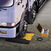 Переносные подкладные автомобильные весы типа RW-P фото
