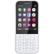 Телефон Мобильный Nokia 225 Dual SIM (White) фото
