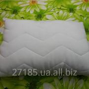 Подушка отельная, силиконовая 50*70 см. фото