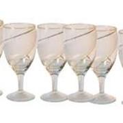 Подарочный набор бокалов 6 шт. Серия Аляска фото