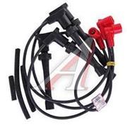 Провод высоковольтный ВАЗ-2112 комплект силикон SPORT L=50см CARGEN фото