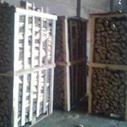 Дрова колотые (береза, дуб, ель, осина) на экспорт фото