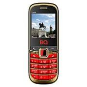 Телефон BQ BQM-1402 Lyon Gold Edition Red фото