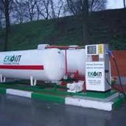 Оборудование газовое автогазовых заправок фото