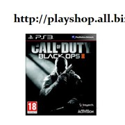 Игра Call of Duty Black Ops 2 (action) (ps3) фото