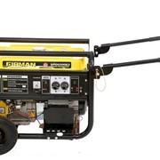 Бензиновый генератор SPG6500ТE2 фото