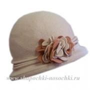 Шляпка TONAK Пион фото