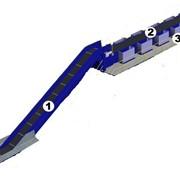 Мусоросортировочная линия, конвейеры, транспортеры фото