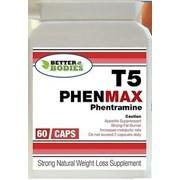 Сильный препарат для похудения T5 PhenMax. Блокировка аппетита, жиросжигатель, энергетик фото