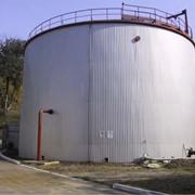 Вертикальные наземные резервуары фото