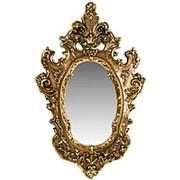 Зеркало Ампир 46,5х73,5см. арт.МК6019 фото