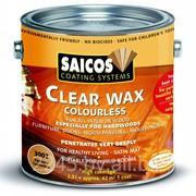 Прозрачный воск бесцветный Clear Wax Extra Thin фото