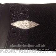Зажим для денег из кожи морского ската ctc01 фото