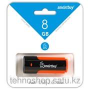 USB накопитель Smartbuy 8GB Shark series Orange SB8GBSK-O фото