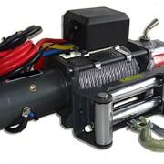 Лебедка электрическая JM-2.5 фото