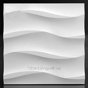 3d панель из гипса Plain фото