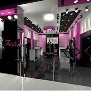 Разработка фирменного стиля для магазина, бутика, АЗС, магазинов парфюмерии и косметики, фирменный стиль для офиса фото