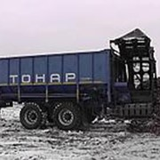 Прицеп тракторныйбункер-перегрузчик Тонар-ПТ4-0000030/40 фото