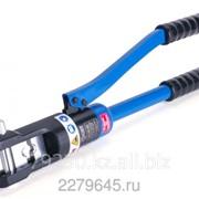 Электромонтажный инструмент КВТ для опрессовки, резки и зачистки кабеля фото