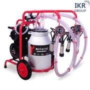 Дольний апарат для двох корв Melasty TK 2-AK фото
