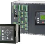 Автоматизация судовых электростанций Система Delomatic4 Система PPM3 Контроллеры PPU/GPC/GPU Контроллеры ECU100/GCU100 Блоки Uni-line: FAS, HAS, LSU, RMC, RMV, RMF, RMP Дифф. защита генераторов: RMC, MDR Сенсорные панели: AGI300, AGI300G фото