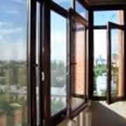 Новое металлопластиковое окно фото