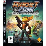 Игра для PS3 Ratchet & Clank Future: Tools of Destruction фото