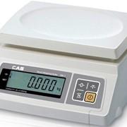Весы фасовочные CAS SW-20 фото