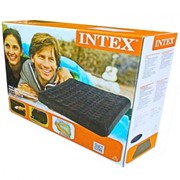Матрас надувной INTEX размер 191х137х23 см фото