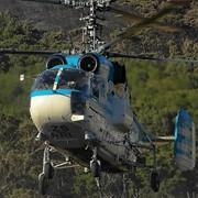 Многоцелевой транспортный вертолет Ка-32A фото